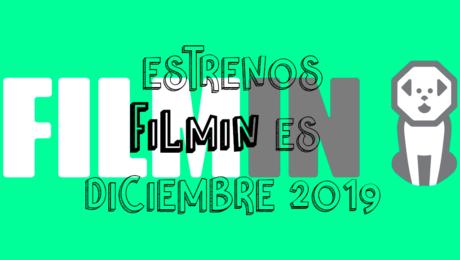 Novedades & Estrenos en Filmin Diciembre 2019: Películas, Series & Documentales