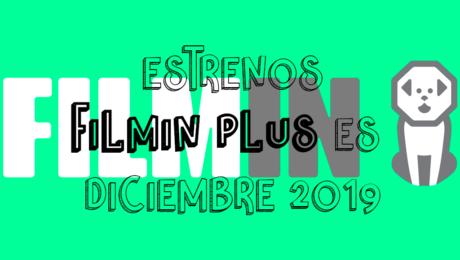 Novedades & Estrenos en Filmin Plus Diciembre 2019: Películas, Series & Documentales