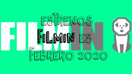 Novedades & Estrenos en Filmin Febrero 2020: Películas, Series & Documentales