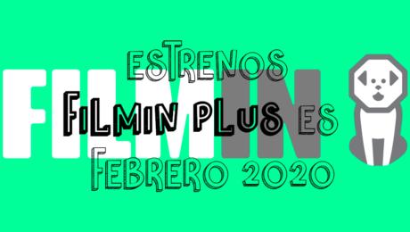 Novedades & Estrenos en Filmin Plus Febrero 2020: Películas, Series & Documentales
