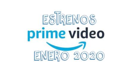 Novedades & Estrenos en Prime Video Enero 2020: Películas, Series & Documentales
